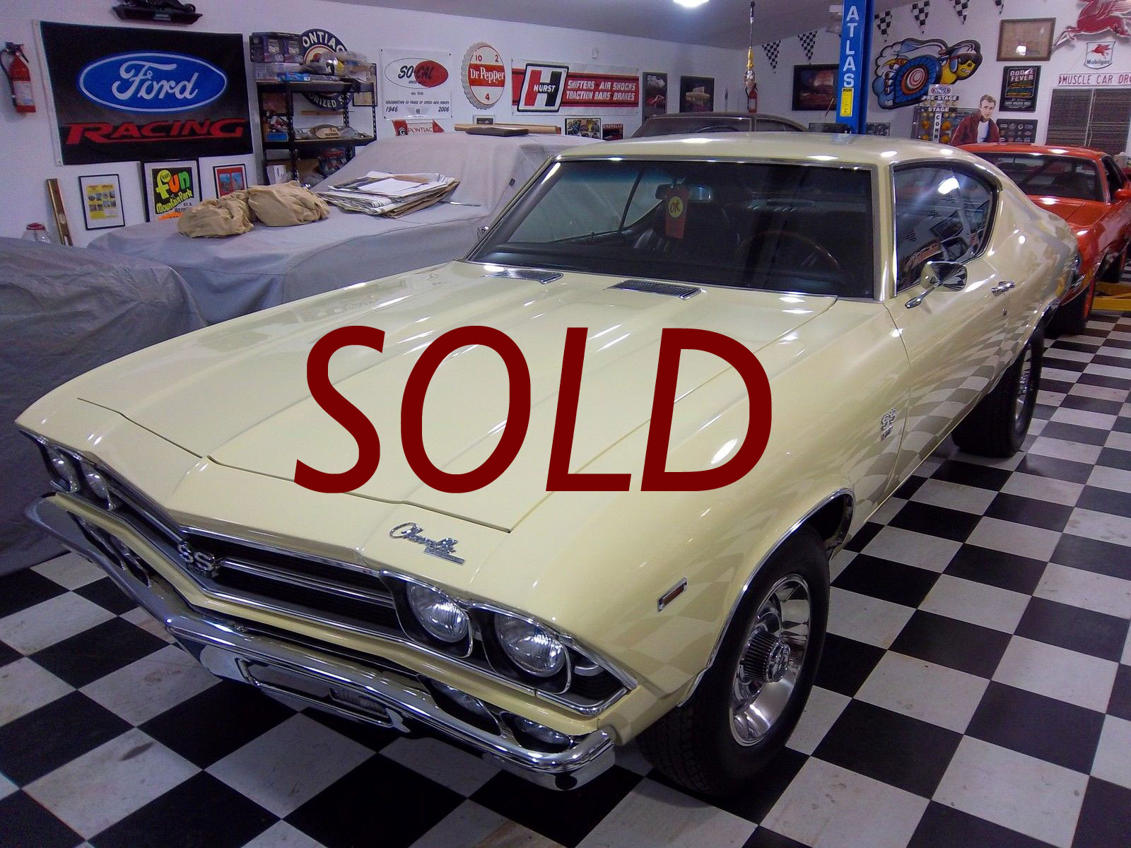 SOLD-chevelle